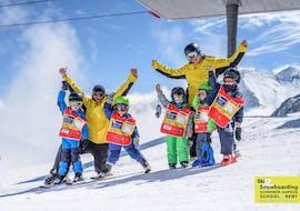 "Kids Ski Lessons ""All-in-One"" (3-15 y.) for Advanced Skiers met Ski- & Snowboard School Kaprun Schermer"