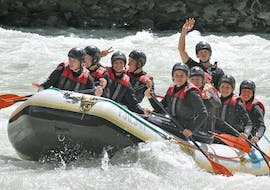 Rafting in Imster Schlucht - Blue Water Classic Tour avec feelfree Outdoor Professionals Ötztal