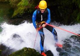 Canyoning expert à Blaichach - Iller avec MAP-Erlebnis Blaichach