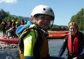 Rafting facile à Blaichach - Iller avec MAP-Erlebnis Blaichach