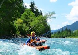 Rafting sportif à Blaichach - Iller avec MAP-Erlebnis Blaichach