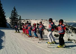 Kids Ski Lessons (4-12 y.) for Advanced Skiers avec skiCHECK Alpbach