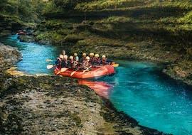 Rafting facile à Palfau - Wildalpen avec Deep Roots Adventures Palfau