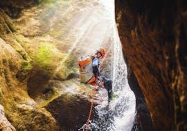 Canyoning sportif à Palfau avec Deep Roots Adventures Palfau