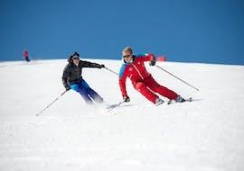 Cours particulier de ski Adultes pour Tous niveaux avec ESF Courchevel Village