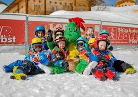 Cours de ski Enfants dès 3 ans pour Débutants avec HERBST Skischule Lofer
