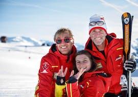 Cours de ski Adultes - Premier cours avec Skischule Sunny Finkenberg