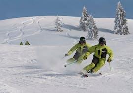 Cours de ski Adultes - Premier cours avec Ski School Snow Experts Pass Thurn