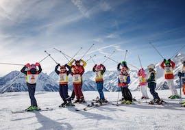 Cours de ski Enfants dès 4 ans - Expérimentés avec Skischule Sunny Finkenberg