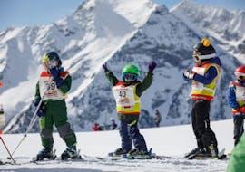 Cours de ski Enfants dès 4 ans - Premier cours avec Skischule Sunny Finkenberg