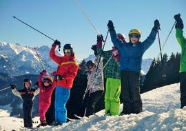 """Kids Ski Lessons """"ALL in ONE"""" (5-14 y.) for All Levels with Erste Skischule Bolsterlang"""