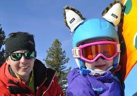 Kids Ski Lessons (4-12 y.) for Beginners avec Skischule Kreischberg - Mayer