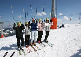 Cours de ski Enfants pour Débutants avec Snowsports Alpbach Aktiv