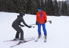 Cours de ski Adultes dès 16 ans - Premier cours avec Schneesportschule SnowPlus Balderschwang