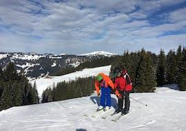 Private Ski Lessons for Adults of All Levels avec Schneesportschule SnowPlus Balderschwang