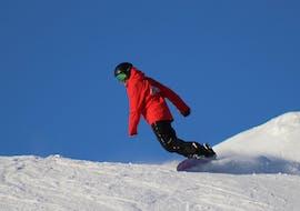 Cours particulier de snowboard pour Tous niveaux & âges avec Ralf Hartmann