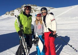 Private Ski Lessons for All Levels avec Ralf Hartmann