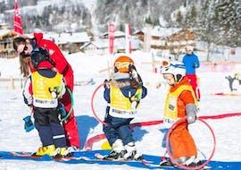 "Kids Ski Lessons ""Bambini"" (3-4 y.) with Ski School Jochberg"