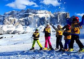 Cours de ski Enfants dès 4 ans pour Tous niveaux avec Scuola Sci 2000 Selva
