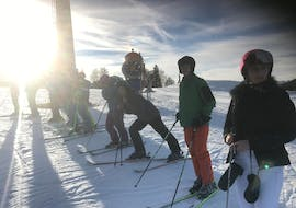 Teen Ski Lessons (13-18 y.) for All Levels with Ski & Snowboard School Ostrachtal