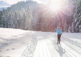 Cours particulier de ski de fond pour Tous niveaux avec Skischule Silvretta Galtür