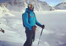 Moniteur de Ski Privé pour Adultes - Tous Niveaux avec Mickael Roux