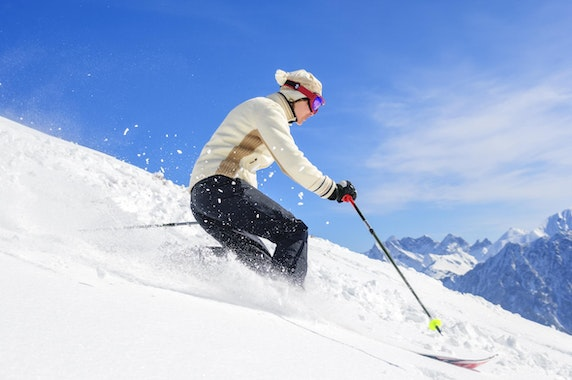 Private Off-Piste Skiing Lessons for Adults ? All Levels