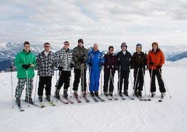 Cours de ski Adultes - Premier cours avec Skischule Aktiv Wildschönau