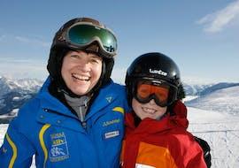 Cours particulier de ski Enfants pour Tous niveaux avec Skischule Aktiv Wildschönau