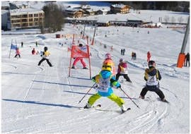 """Kids Ski Lessons """"All-in-One"""" (3-6 y.) for Beginners with Ski School Jochberg"""