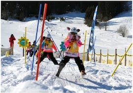 """Kids Ski Lessons """"All-in-One"""" (7-14 y.) for Beginners with Ski School Jochberg"""
