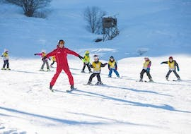 """Kids Ski Lessons """"All-in-One"""" (4-6 y.) for Advanced Skiers with Ski School Jochberg"""