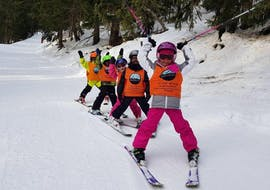 Kids Ski Lessons (6-12 y.) for All Levels - Max 5 - Crans with Swiss Mountain Sports Crans-Montana
