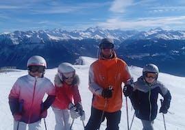 Privé skilessen voor kinderen voor alle niveaus met Swiss Mountain Sports Crans-Montana