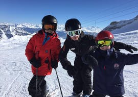 Private Ski Lessons for Kids of All Ages - Morning with Private Snowsports Team Gstaad
