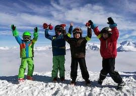 Cours particulier de ski Enfants - Zweisimmen avec École Suisse de Ski de Zweisimmen