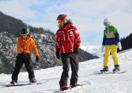 Cours de snowboard (dès 7 ans) pour Tous niveaux avec École Suisse de Ski de Zweisimmen