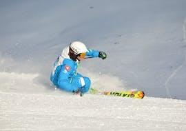 Cours particulier de ski Adultes pour Tous niveaux avec Silvaplana Top Snowsports