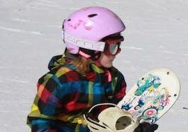 Cours de snowboard Enfants (9-17 ans) pour Tous niveaux avec ESI Grimentz-Zinal