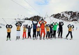 """Cours de ski Enfants """"All-in-One"""" (7-12 ans) avec École de Ski Adventure Rauris"""