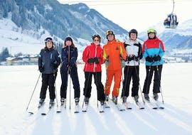 Cours de ski Adultes pour Débutants avec École de Ski Adventure Rauris