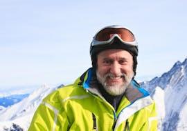 Cours particulier de ski Adultes (50+ ans) pour Tous niveaux avec Rolf Jakob