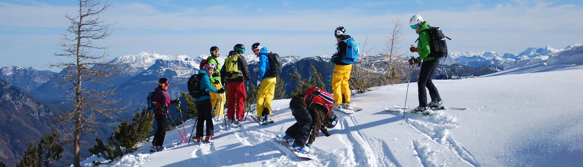 "Ski Instructor Private ""Super 3"" for Adults avec Skischule Gosau - Hero image"
