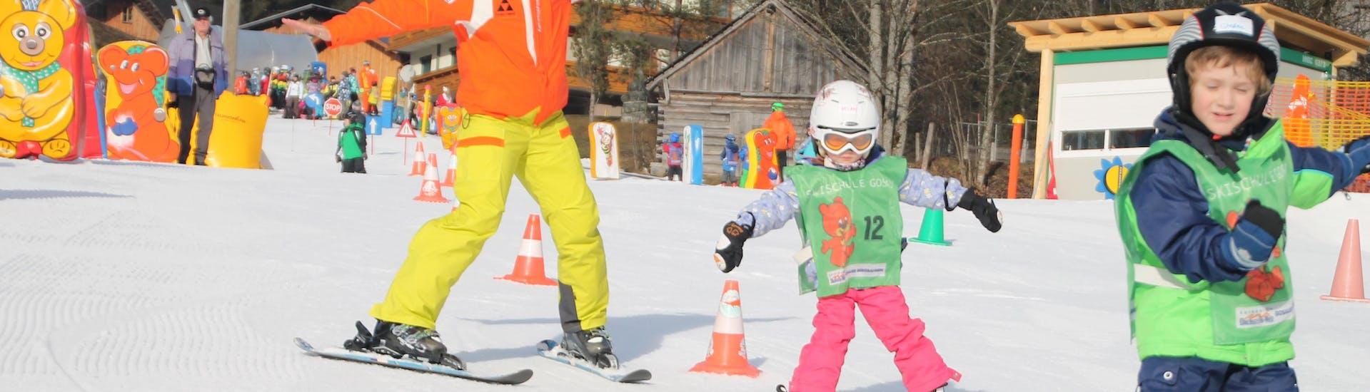 "Ski Instructor Private ""Super 3"" for Kids  avec Skischule Gosau - Hero image"