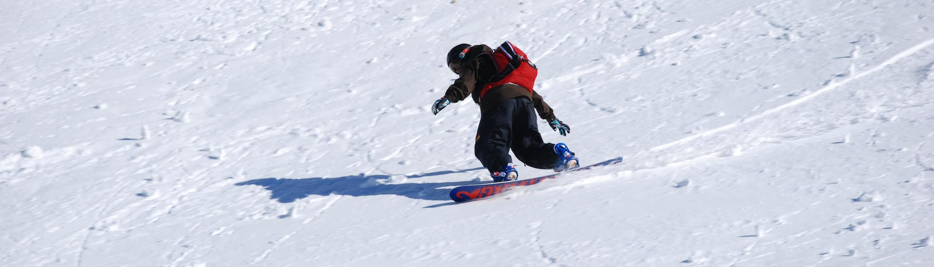 """Snowboard Instructor Private """"Super 3"""" - All Levels & Ages avec Skischule Gosau - Hero image"""