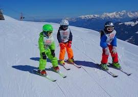 Cours de ski Enfants dès 5 ans - Premier cours avec Happy Skischule Wildschönau