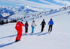 Cours de ski Adultes - Premier cours avec Happy Skischule Wildschönau