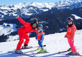 Private Ski Lessons for Kids of All Ages with Happy Skischule Wildschönau
