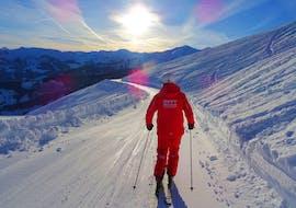 Cours particulier de ski Adultes pour Tous niveaux avec Happy Skischule Wildschönau