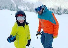 Cours particulier de ski Enfants pour Tous niveaux avec Skischule Veraguth Flims